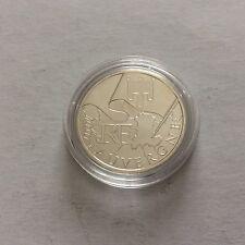 Pièce 10 € des régions France - 2010 - sur capsule - Auvergne