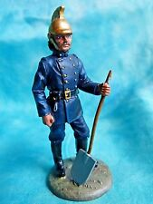 Figurine de pompier - Soldat du feu - Pompier anglais 1890 - British fireman