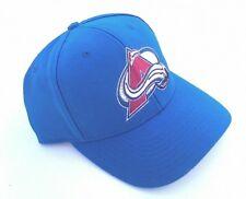 Reebok COLORADO AVALANCHE NHL HOCKEY Stanley Cup Playoffs Adjustable Hat Cap NWT