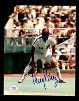 Tony Perez PSA DNA Coa Hand Signed 8x10 Phillies Photo Autograph