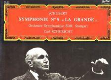 Schubert: Symphony N. 9   SDR Orchestra, Carl Schuricht    french Musidisc
