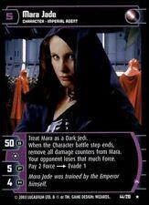 Star Wars TCG ESB The Empire Strikes Back Mara Jade (A) 44/210