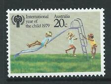 AUSTRALIA SG720 1979 YEAR OF THE CHILD MNH