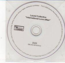 (DS634) Laurel Collective, International Love Affair - 2008 DJ DVD