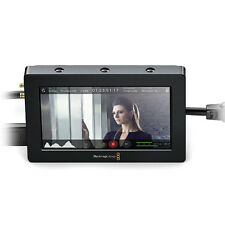 Blackmagic Design Video Assist - HDMI/6G-SDI Recorder & Monitor HYPERD/AVIDAS5HD