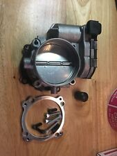 82mm Throttle Body Upgrade with PLATE for W211 E55 SL55 G55 S55 CL55 amg benz