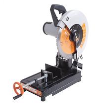 Multipurpose Cut Off Saw Evolution Rage2 355mm 230V Steel Aluminium Wood Cutter