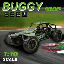 1/10 High Speed RC Car Buggy 2.4G Radio Control RTR Fast Racing Baja 14MPH