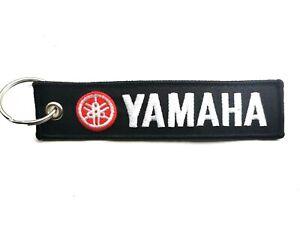 Yamaha motorcycle keyring keychain Motorbike Luggage tag