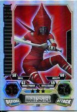 Star Wars Force Attax Series 3 Card #237 Karis