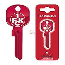Basi Fanschlüssel Schlüsselrohling U-15D Bundesliga 1. FC Kaiserslautern - 05280