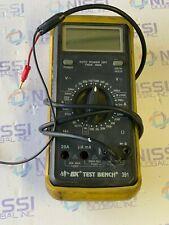 Sonda per multimetro,UEETEK Puntali multimetro prova cavi pimbo professionale
