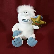 """Rudolph's Bumble Abominable Snowman Plush Yeti 10"""" Plush with Tag"""