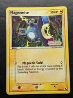 59/92 | Magnemite HOLO | EX Legend Maker | Pokemon Card | Near Mint