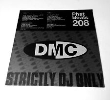 DMC Phat Beats 208, UK Import,DMC 208/2 (Absolute Rarität)