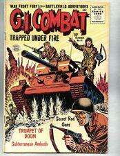 G.I. Combat #41-1956 vg/fn  GI G I / Quality Comics