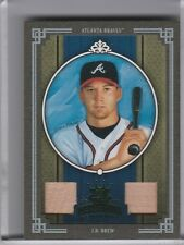 2005 DONRUSS DIAMOND KINGS #24 J.D. DREW BAT ATLANTA BRAVES 18/25 6156