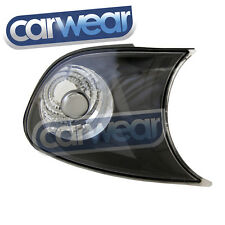 BMW E46 99-01 3-SERIES 2DR COUPE BLACK ALTEZZA STYLE INDICATORS  (CLIP IN)