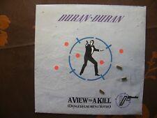 SP BOF/OST DURAN DURAN - A View To A Kill(Dangereusement Votre) / 2006307 (1985)