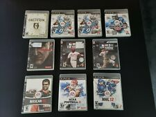 Sony PS3 Games Individual - PICK AND CHOOSE