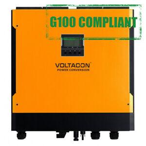 5.5kW Hybrid Inverter On grid & Off-Grid 48VDC. MPPT. G98/G99 Compliant VAT Free