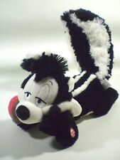 Hallmark Pepe Le Pew Plush Love Talking With Chocolate Covered Strawberry