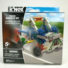 Knex Truck Building Set 67 Pieces 5+