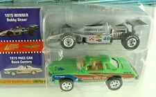 Johnny Lightning Indianapolis 500 1975 Buick Century Pace Car + Bob Unser Car S5