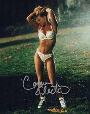 Carmen Electra autographed 8x10 Photo COA