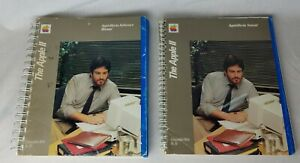 Appleworks Tutorial & Reference Manual for Apple IIc & IIe OEM Vintage (1983)