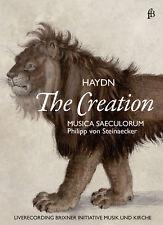 Franz Joseph Haydn: The Creation, New DVDs