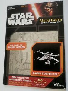 Star Wars Metal Earth X Wing
