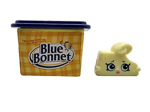 Shopkins Real Littles Mary Lou Blue RL-030 Blue Bonnet Pantry Moose Toys New