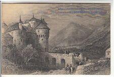 Kleinformat Ansichtskarten aus Italien mit dem Thema Burg & Schloss