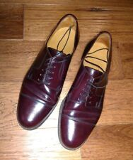 Shoes by Cole Han City Dark Red Size 11 Made India Men's Dress Tie  OCT19