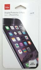 Verizon Display Screen Protector for iPhone 6 Plus + Clear (3-Pack)