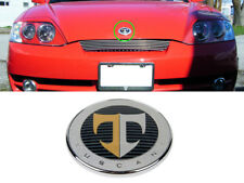 Genuine OEM Front Hood T Logo Emblem (Fits: HYUNDAI 2003-2006 Tuscani Tiburon)