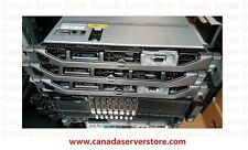 Dell PowerEdge R720 2U 16 bay 2 x E5-2660 v2 192GB RAM 2 x 300GB SSD 10gb card