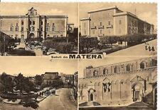 Saluti da MATERA..................4 vedute.