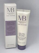 Meaningful Beauty Dark Spot Correcting Treatment New Sealed 1 oz Exp 05/21