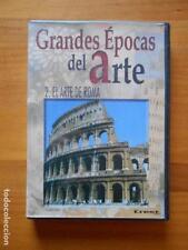 DVD GRANDES EPOCAS DEL ARTE 2 - EL ARTE DE ROMA (A5)