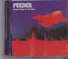 Feeder-Seven Days In The Sun cd maxi single