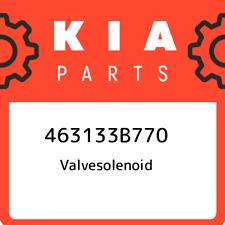 463133B770 Kia Valvesolenoid 463133B770, New Genuine OEM Part