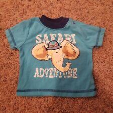 0-3 month boys shirt