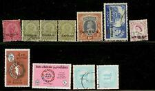 Bahrain small stamp group