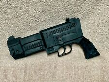 """""""The Chronicles Of Riddick"""" Production Made Merc Pistol Prop and Concept Art"""