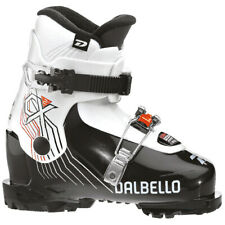 DALBELLO Kid's CX 2.0 Ski Boots - 21.5 - Black White