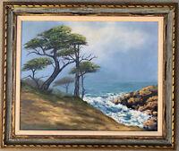 Ruzenka Price Original Seascape Oil Painting Signed