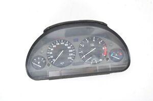 BMW e38 740i speedometer instrument panel cluster used 62118376701