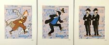 More details for tintin collection 2 - hand drawn & hand painted cels